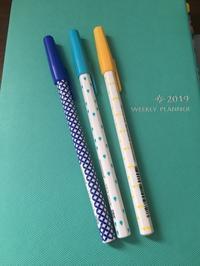 デザインも書き心地もいい!韓国のペン「monami」 - くちびるにトウガラシ