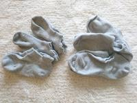 息子達の靴下事情 - ordinary days