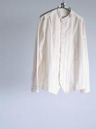 ASEEDONCLOUDFormal Shirt - Oykotoen Stripe Red - 『Bumpkins putting on airs』
