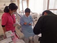 1年生の歯科健診を行いました - 山形歯科専門学校 授業やイベントなどを紹介!