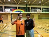 第803Q:19/04/23 - ABBANDONO2009(杉並区高円寺で平日夜活動中の男女混合エンジョイバスケットボールチーム)