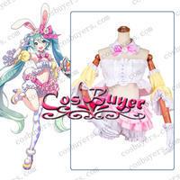 初音ミク四季フィギュア Spring Ver. コスプレセット激安販売! - cosbuyersのコスプレ生活