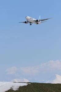 季節の変わり目~旭川空港~ - 自由な空と雲と気まぐれと ~from 旭川空港~
