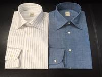 シャンブレーシャツもすっかり当店の定番になりました - Milestoneのブログ