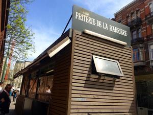 ブリュッセルで一番美味しいフライドポテトの店 ? ベルギー1泊旅行 - keiko's paris journal <パリ通信 - KSL>