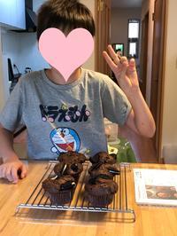 オレオチョコカップケーキレッスン - 調布の小さな手作りお菓子教室 アトリエタルトタタン