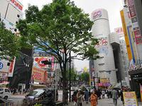 4月25日㈭の109前交差点 - でじたる渋谷NEWS