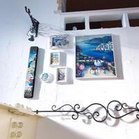 エーゲ海の島々に想いを馳せる場所 - nico☆nicoな暮らし~絵付けと花とおやつ