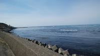 3月の日本海 - 素っ気ないもの