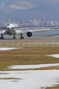 あとちょっとで~旭川空港~ - 自由な空と雲と気まぐれと ~from 旭川空港~