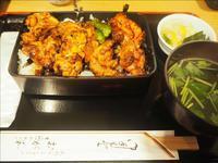 並んでも食べたい「おが和」でやきとり重@日本橋人形町 - 人形町からごちそうさま