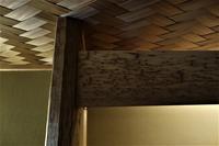 数寄屋建築漸草庵① - SOLiD「無垢材セレクトカタログ」/ 材木店・製材所 新発田屋(シバタヤ)