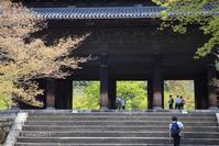 京都南禅寺、無鄰菴、そして永観堂~美しい青モミジ~ - 日々の贈り物(私の宇都宮生活)