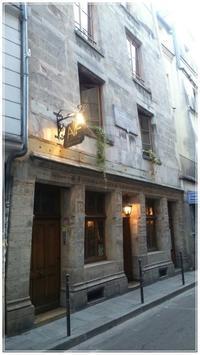パリで1番古い家のレストラン◆by ロン@フランス - BAYSWATER