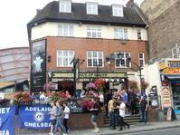 イギリスでパブの減少は続く(緩くなったとはいえ) - イギリスの食、イギリスの料理&菓子