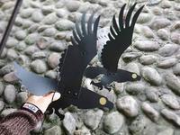 鳥よけイーグル2羽 - NATURALLY