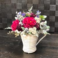 Very Berry Rose さんの、お花選びレッスン。 - 長野県 上伊那郡から  ハンドクラフト教室を探して