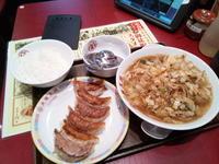 久々の超能力発揮。大阪王将@台東区上野5丁目 - はじまりはいつも蕎麦