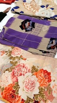1日講座「着物に描かれたバラの世界~大正ロマン・昭和モダン」がありました。 -  日本ローズライフコーディネーター協会
