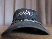 KAVUのKAVU刺繍・ストラップキャップ - Questionable&MCCC