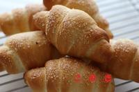 塩パン&ベリーチーズ - パン・お菓子教室 「こ む ぎ」
