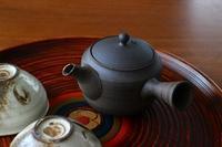 急須と晩茶 - 満足満腹  お茶とごはん