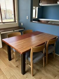 納品実例サントリー樽ものがたりブレンドダイニングテーブル - CLIA クリア家具合同会社