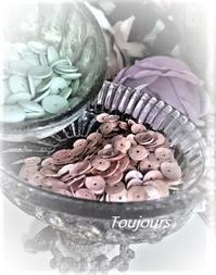 もうひとつのスパンコール - Bijoux  du  Bonheur ~ビジュー ドゥ ボヌール~