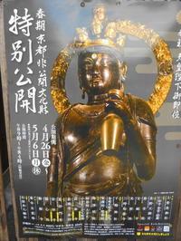 京都市御即位奉祝で本邦初公開! 安祥寺 - 転勤日記