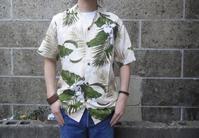 新入荷情報 TWO PALMS (トゥーパームス) S/S Hawaiian Shirt / Rayon GINGERが入荷しました - セレクトショップ REGULAR (レギュラー仙台) | ブログ