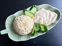 カオマンガイ(海南鶏飯) - ぼっちオバサン食堂