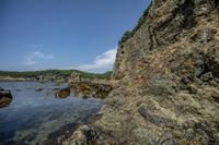 海岸歩き - ふらりぶらりの旅日記