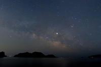 GW前半の星空撮影 - Der Golfstrom