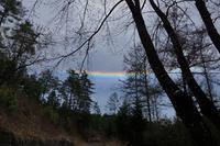 水平な虹・・・・環水平アーク - 『幸せ趣味日記!』 : ・・・・・・・・・・・・・・・自転車、カメラ、登山、オーディオ、楽しい趣味と日々の報告会なのです。