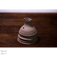 Un petit vase. - BEAN ART Cafe  - Mami . N -