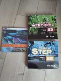新しいCD - Fitness☆log