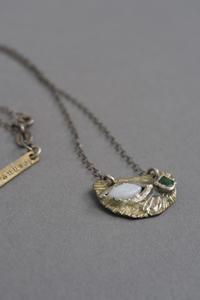 Franny E Fine JewelryBow Necklace - un.regard.moderne