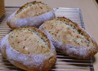アマニ入りクッペ - ~あこパン日記~さあパンを焼きましょう