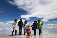 中南米の旅/28  ウユニ塩湖で遊んで来た~♪٩(๑❛ᴗ❛๑)۶ - FK's Blog