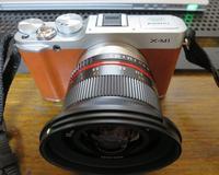 平成の終わりに中古カメラ(X-M1)を買う - 亜熱帯天文台ブログ