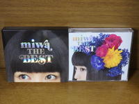 miwa THE BEST - STERNNESS DUST α