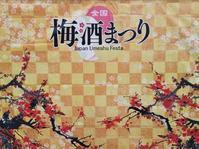全国梅酒まつりin東京大会に行ってきました。 - 腹ペコ旅行記