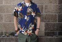 新入荷情報 TWO PALMS (トゥーパームス) S/S Hawaiian Shirt / Rayon HAWAIIAN ORCHIDが入荷しました - セレクトショップ REGULAR (レギュラー仙台) | ブログ