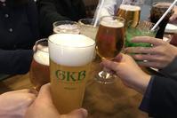 御殿場ビール合宿。大勢で飲み食いは楽しいネ♪ - よく飲むオバチャン☆本日のメニュー