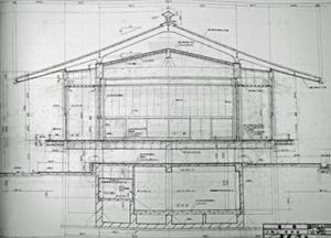 吉村順三が設計した宮殿 -