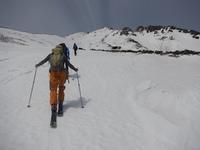 平成最後のスキー?…御嶽山 - 山にでかける日