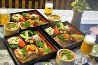 ■GW初日のおもてなし料理【作り置き冷凍品活用de居酒屋メニュー】 - 「料理と趣味の部屋」