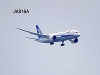 伊丹空港に向かうANA JA816A 20190428 - 写真で楽しんでます! スマホ画像!