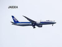 伊丹空港に向かうANA JA830A 20190428 - 写真で楽しんでます! スマホ画像!
