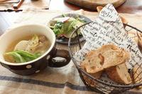 4月のリピートレッスン(パン・オ・ノア)^^ - 小さなパンのアトリエ *Atelier Yuki*  (七ヶ浜パン教室)